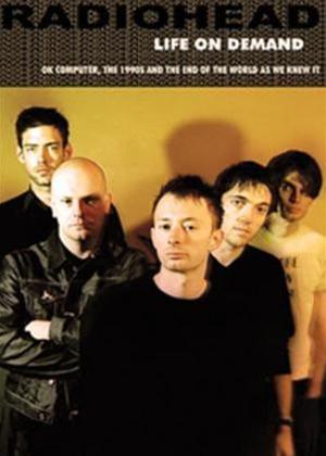 Rent Radiohead: Life on Demand Online DVD Rental