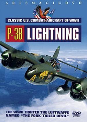 Rent Classic US Combat Aircraft of WWII: P-38 Lightning Online DVD Rental