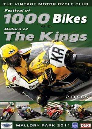 Rent Festival of 1000 Bikes / Return of the Kings Online DVD Rental