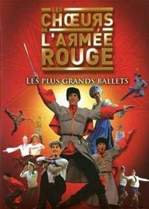 Rent The Red Army Choir: The Greatest Ballets Online DVD Rental