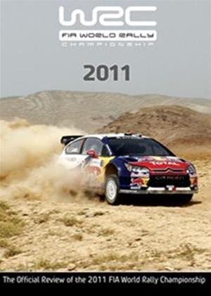 Rent World Rally Championship: 2011 Review Online DVD Rental