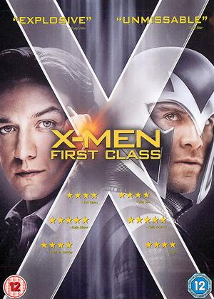 Rent X-Men: First Class Online DVD Rental