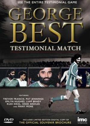 Rent George Best: Testimonial Match Online DVD Rental