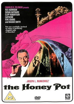 Rent The Honey Pot (aka Anyone for Venice?) Online DVD Rental