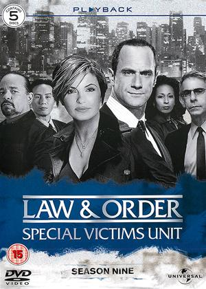 Rent Law and Order: Special Victims Unit: Series 9 Online DVD Rental