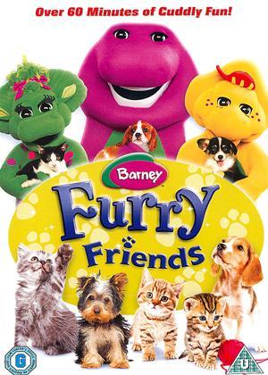 Rent Barney: Furry Friends Online DVD Rental