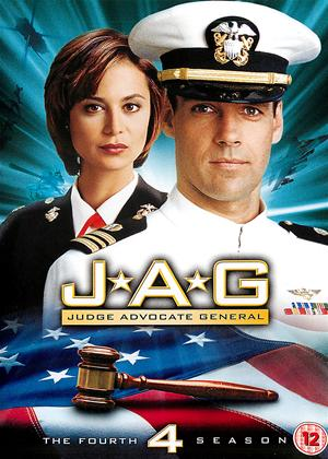 Rent JAG: Series 4 Online DVD Rental