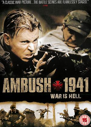 Rent Ambush 1941: War Is Hell (aka Rukajärven tie) (1999) film | CinemaParadiso.co.uk