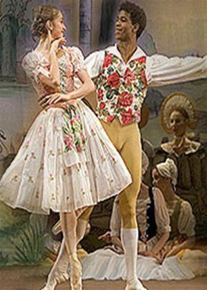 Rent La Fille Mal Gardée: Royal Opera House (Wordsworth) Online DVD Rental