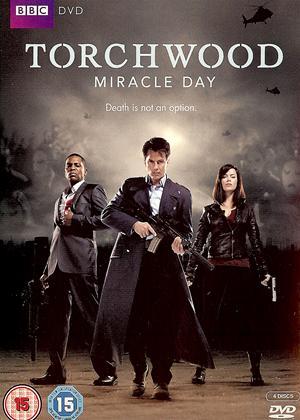 Rent Torchwood: Series 4 Online DVD Rental
