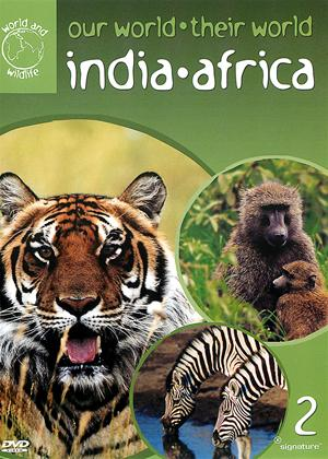 Rent The World of Wildlife: India/Africa Online DVD Rental