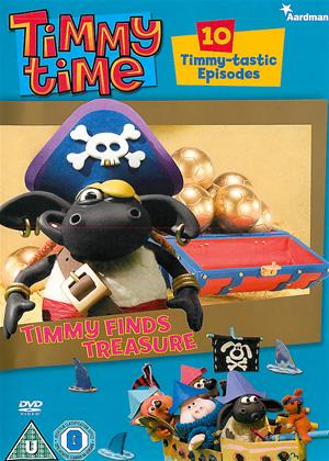 Rent Timmy Time: Timmy Finds Treasure Online DVD Rental