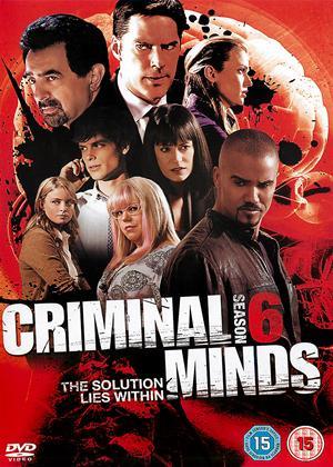Rent Criminal Minds: Series 6 Online DVD Rental