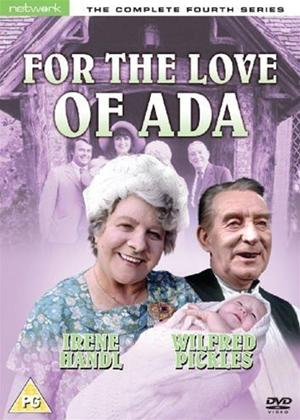 Rent For the Love of Ada: Series 4 Online DVD Rental