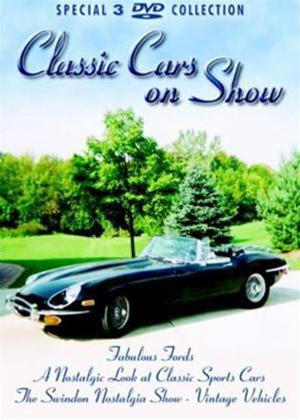 Rent Classic Cars on Show Online DVD Rental
