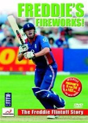 Rent Freddie's Fireworks!: The Freddie Flintoff Story Online DVD Rental