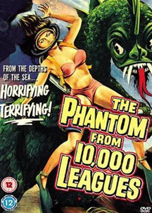 Rent The Phantom from 10,000 Leagues Online DVD Rental