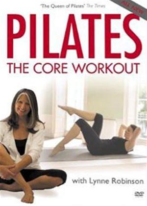 Rent Pilates Core Workout with Lynne Robinson Online DVD Rental