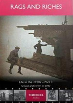 Rent Life in the 1930s: Part 1: Rags and Riches Online DVD Rental