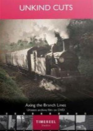Rent Unkind Cuts: Axing the Branch Lines Online DVD Rental