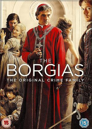 Rent The Borgias: Series 1 Online DVD & Blu-ray Rental