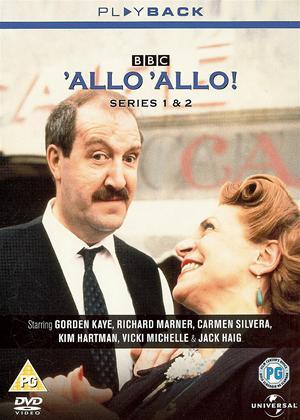 Rent Allo Allo: Series 1 and 2 Online DVD Rental