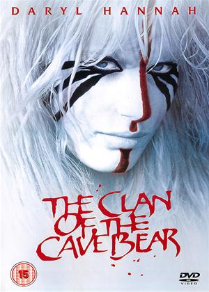 Rent The Clan of the Cave Bear Online DVD Rental