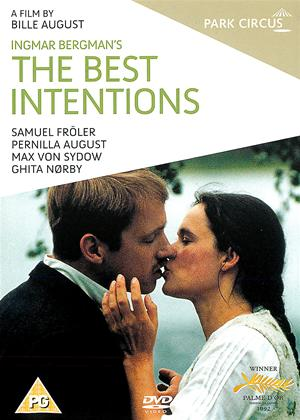 Rent The Best Intentions (aka Den goda viljan) Online DVD Rental