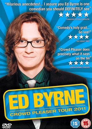 Rent Ed Byrne: Crowd Pleaser Tour 2011 Online DVD Rental