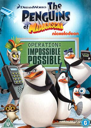 Rent The Penguins of Madagascar: Operation Impossible Possible Online DVD Rental