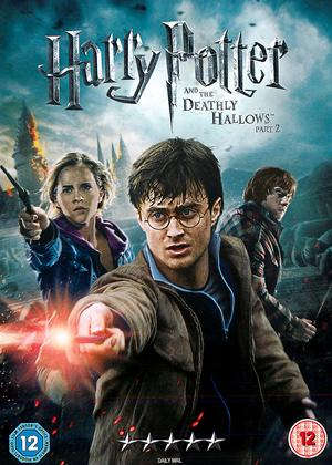 Rent Harry Potter and the Deathly Hallows: Part 2 Online DVD Rental