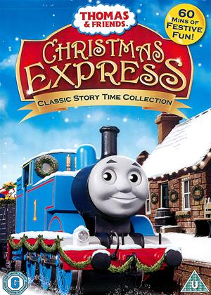 Rent Thomas and Friends: Christmas Express Online DVD Rental
