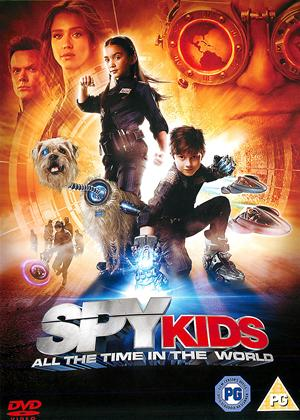 Rent Spy Kids 4: All the Time in the World Online DVD & Blu-ray Rental