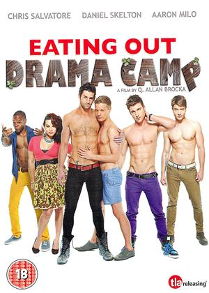 Rent Eating Out 4: Drama Camp Online DVD Rental