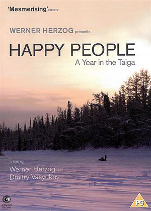 Happy People: A Year in Taiga Online DVD Rental
