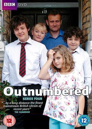 Rent Outnumbered: Series 4 Online DVD Rental
