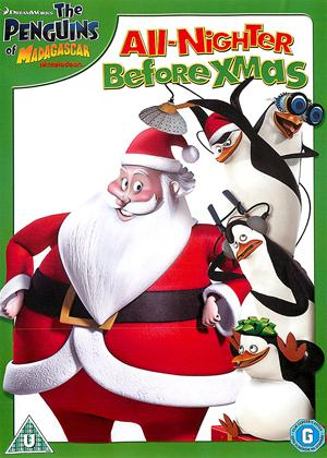 Rent The Penguins of Madagascar: Xmas All-nighter Online DVD Rental