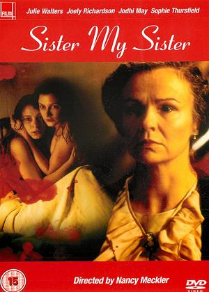 Rent Sister My Sister Online DVD Rental
