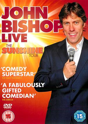 Rent John Bishop: Live: The Sunshine Tour Online DVD Rental