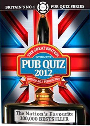 Rent The Great British Pub Quiz 2012 Online DVD Rental