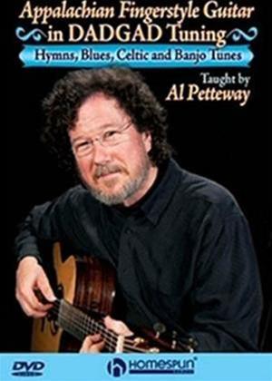 Rent Appalachian Fingerstyle Guitar in DADGAD Tuning Online DVD Rental