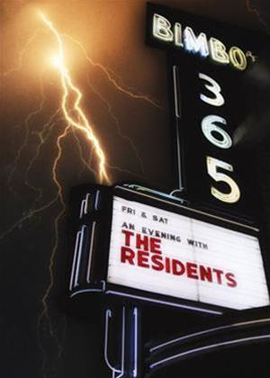 Rent The Residents: An Evening with the Residents Online DVD Rental
