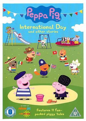 Rent Peppa Pig: International Day Online DVD Rental