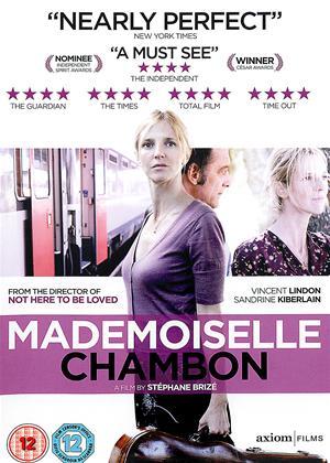 Rent Mademoiselle Chambon Online DVD Rental