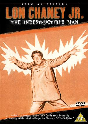 Rent The Indestructible Man Online DVD Rental