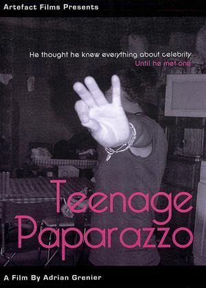 Rent Teenage Paparazzo Online DVD Rental
