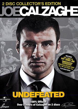 Rent Joe Calzaghe: Undefeated Online DVD Rental