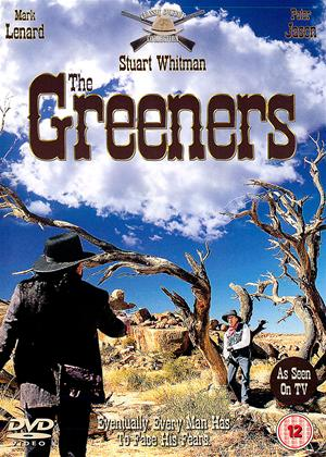 Rent Cimarron Strip: The Greeners Online DVD Rental