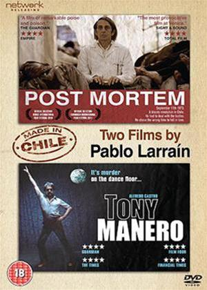 Rent Made in Chile: Two Films by Pablo Larrain Online DVD Rental