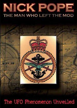 Rent Nick Pope: The Man Who Left the MOD Online DVD Rental